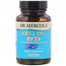 Kids' Krill Oil (60 Capsules) - Dr. Mercola