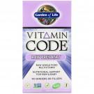 Vitamin Code - Raw Prenatal (90 Vegetarian Capsules) - Garden of Life