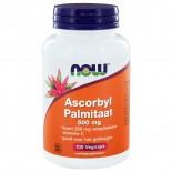 Ascorbyl Palmitaat 500 mg (100 vegicaps) - NOW Foods