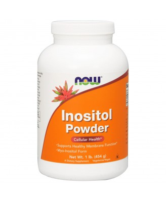 Inositol Powder (454 gram) - Now Foods