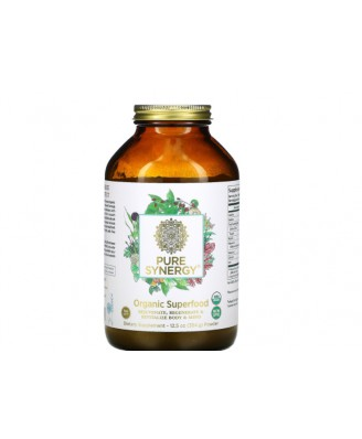Pure Synergy, Origineel Biologisch Superfood Poeder (354 g) - The Synergy Company