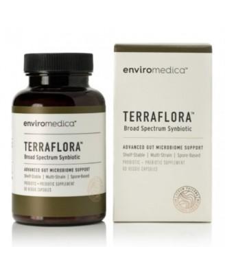 Terraflora Synbiotica (60 capsules) - EnviroMedica