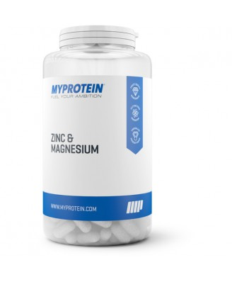 Zinc and Magnesium 800mg - 270 Caps - MyProtein
