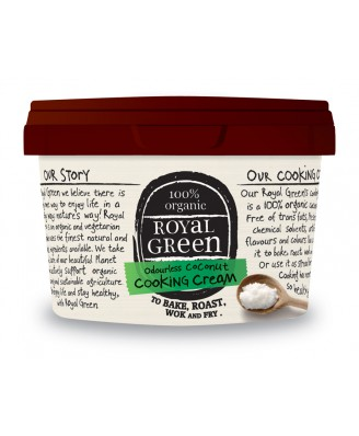 Geurloze Kokosnootolie (250 ml) - Royal Green