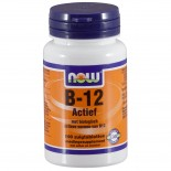 B12 Actief (100 zuigtabs) - NOW Foods