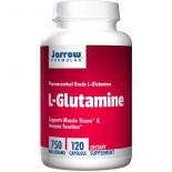 L-Glutamine 750 mg (120 Capsules) - Jarrow Formulas