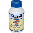 Fast-C with Dihydroquercetin (120 Vegetarian Tablets) - Life Extension