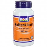 Now Foods, Cat's Claw, 500 mg, 100 Capsules