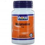 Melatonine 3 mg (60 caps) - NOW Foods