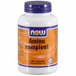 Amino Compleet (120 capsules) - Now Foods