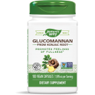 GLUCOMANNAAN KONJAC ROOT 665 MG (100 VEGETARISCHE CAPSULES) - NATURE'S WAY