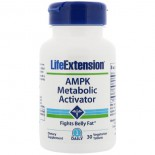 AMPK Metabolic Activator (30 Vegetarian Tablets) - Life Extension