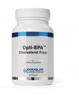 Opti-EPA 500  (Cholesterol Free) - 60 softgels - Douglas Laboratories