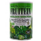 Fruitein High Protein Energy Shake- Revitalizing Green Foods (576 grams) - Nature's Plus