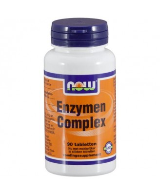 Super enzymen (90 tabletten) - Now Foods