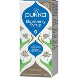 Organic Elderberry Syrup – 100 ml – Pukka