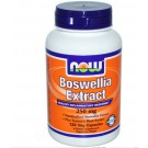 Boswellia Extract 250 mg (120 Veg Caps) - Now Foods