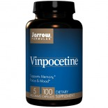 Vinpocetine 5 mg (100 Capsules) - Jarrow Formulas