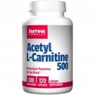 Jarrow Formulas, Acetyl L-Carnitine 500, 500 mg, 120 Capsules