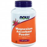 Magnesium Ascorbaat Poeder (227 gram) - NOW Foods