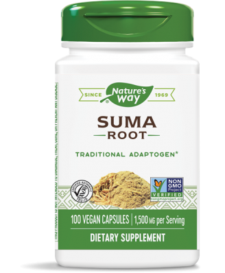 Suma wortel (100 Capsules) - Nature's Way