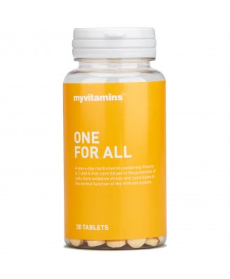 One For All, 30 tablets (30 Tablets) - Myvitamins