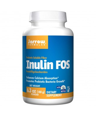 Inulin FOS Powder (180 gram) - Jarrow Formulas
