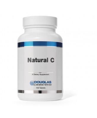 Natuurlijke C 1000 mg-250 tabletten - Douglas laboratories