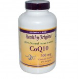 Healthy Origins, CoQ10 ( Kaneka Q10 ), 200 mg, 150 Softgels