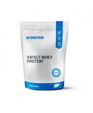 Impact Whey Protein - banana 1kg - MyProtein