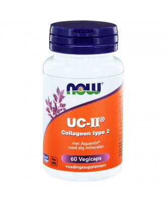UC-II Collageen type 2 (60 vegicaps) - NOW Foods