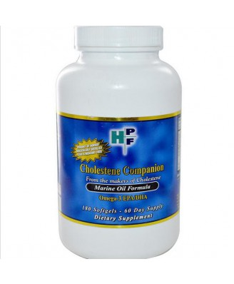 Healthy Origins, Cholestene Companion, Marine Oil Formula, 180 Softgels