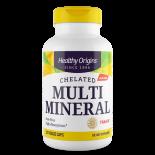 Chelated Multi Mineral (120 veggiecaps) - Healthy Origins