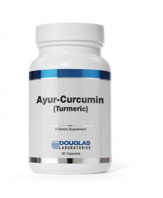 Ayur-curcumine Cap Turmuric (90 capsules)-Douglas laboratories