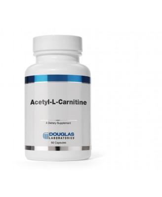 Acetyl-L-Carnitine (60 capsules) - Douglas Laboratories