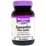 Zeaxanthin Plus Lutein (60 softgels) - Bluebonnet Nutrition