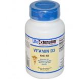 Life Extension, Vitamin D3, 1000 IU, 250 Softgels