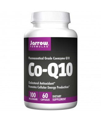 Jarrow Formulas, Co-Q10, 100 mg, 60 Capsules