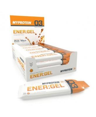 ENER:GEL - tropische smaak (doos met 24 stuks voor 60 ml) - MyProtein