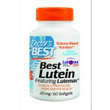 Doctor's Best, Best Lutein featuring Lutemax (60 softgels)