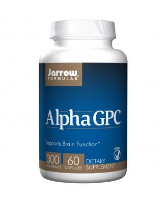 Jarrow Formulas, Alpha GPC 300, 300 mg, 60 Veggie Caps
