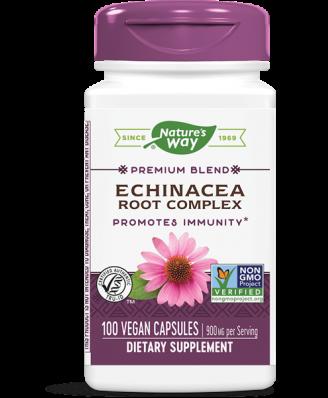 Echinacea Goldenseal 450 mg (100 Capsules) - Nature's Way