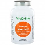 Meer-in-2 Zwanger (120 tabs) - VitOrtho