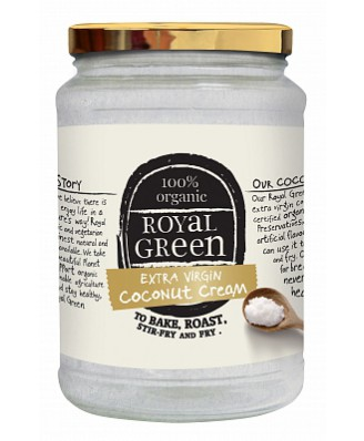 Geurloze Kokosnootolie, Extra Vierge (1,4 liter) - Royal Green