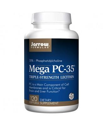 Mega PC-35 (120 softgels) - Jarrow Formulas