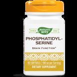 Fosfatidylserine 500 mg Complex (60 gelcapsules) - Nature's Way