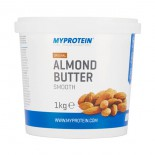 Almond Butter Smooth - Tub - 1kg - MyProtein