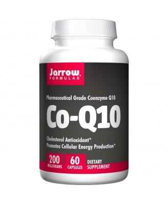 Jarrow Formulas, Co-Q10 200, 200 mg, 60 Capsules