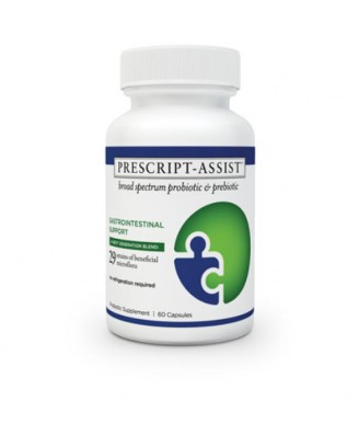 Prescript-Assist Breed Spectrum Probiotisch Complex (60 Capsules) - LL Magnetic Clay