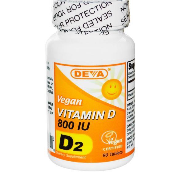 vitamine d 800 eenheden kopen